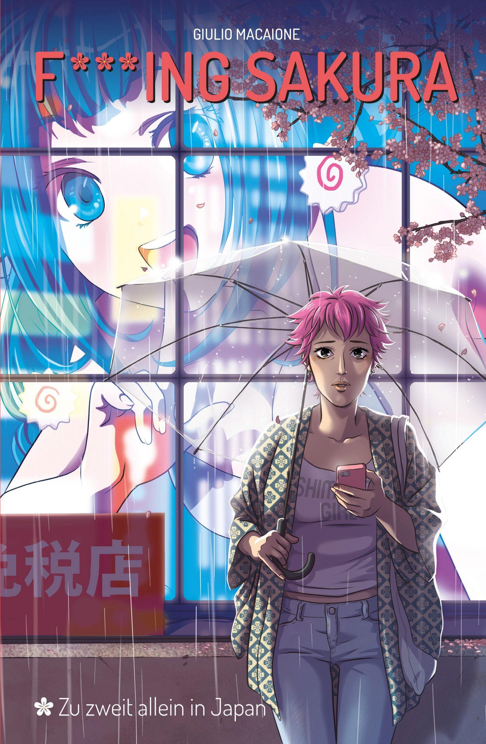 Eine wunderschöne Graphic Novel um Mangas, Japan und die Liebe