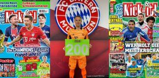 Am 3. September kommt die 200. Ausgabe des Fußball-Magazins aus dem Panini Verlag auf den Markt.